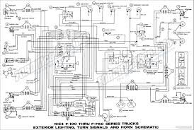 ford f turn signal wiring diagram ford diy wiring diagrams 1964 ford truck wiring diagrams fordification info the 61 66