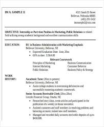 40 Modern Business Resume Templates PDF DOC Free Premium Delectable Business Resumes