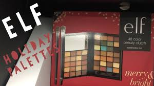 elf holiday palettes at affordable beauty sets for gifts
