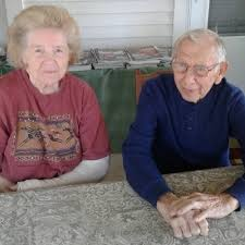2018 LaFontaine Festival Grand Marshals George and Juanita Rapp by ...