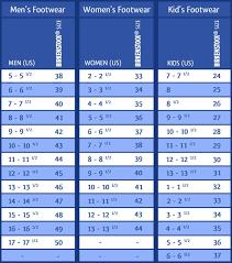 Women To Boys Equivalent Shoe Chart Google Search Shoe
