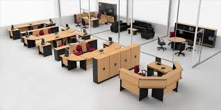 office design concept. design concepts furniture office neatly with modern sets and best concept d