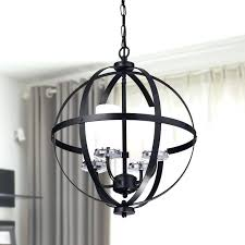 black chandelier lamp antique black iron orb chandelier with glass globe black silk chandelier lamp shades