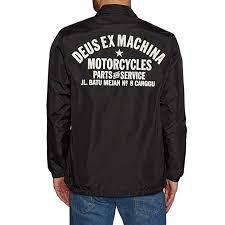 Deus Ex Machina Clothing Size Chart Amazon Com Deus Ex Machina Canggu Coach Jacket Clothing