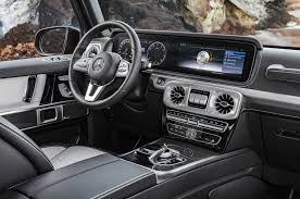 The seat comfort package includes. Inside The Redesigned 2019 Mercedes Benz G Class