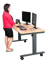 wonderful desk stand up computer desk attachment stand up computer desk intended for stand up desk staples attractive