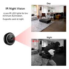 <b>Mini</b> Camera <b>Wifi 1080p IP</b> Outdoor Night Vision Android <b>wi fi</b> ...