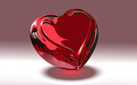 Love Heart Wallpaper Backgrounds 3d ...