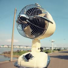 aircraft imasu head antique fan vintage mini desk fan silent small fan table fan