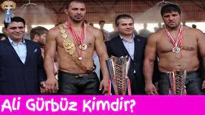 Ali Gürbüz kimdir, kaç yaşında? Ali Gürbüz nereli, kaç yıldır güreş  yapıyor? - YouTube
