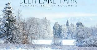 Burnaby's <b>Deer</b> Lake looks damn <b>cool</b> in this fundraising calendar ...