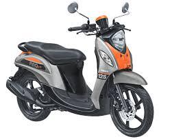 yamaha moped. new fino sporty tubeless \u0026 ban lebar 125 blue core yamaha moped