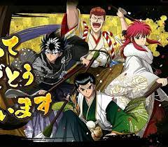 Anime characters, Yu yu hakusho anime ...