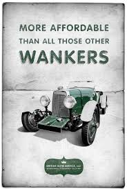 Service Advertisement British Auto Service Print Advert By Stir Wankers Ads Of The World