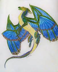 wings of fire dragon of the lost continent silkwings