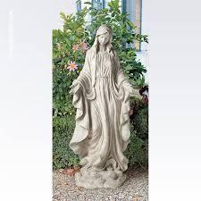 blessed virgin mary sacred garden