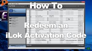 How To Redeem An Ilok Activation Code Youtube