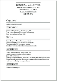 Resume Template For College Stunning Job Resume Samples For College Students Format Sample Student