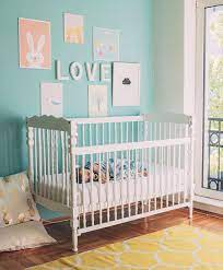 That's why i chose baby nursery decorating ideas that felt very sentimental to me. 21 Inspiring Nursery Wall Decor Ideas