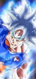 Plus Goku Ultra Instinct Wallpaper 4k