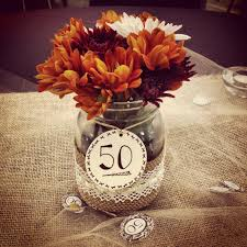 50th anniversary decorations diy new 50th wedding anniversary party centerpiece