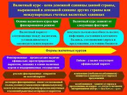 Презентация на тему Тема Валютный рынок и валютные операции  3 Валютный