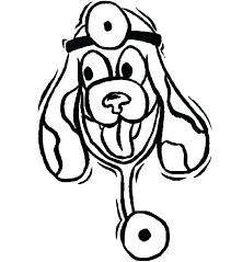 Vet Printable Coloring Pages Vet Printable Coloring Pages Free