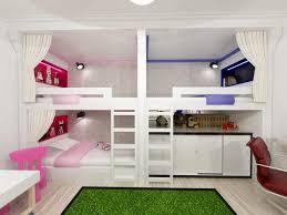 kids bedroom designs. 30 Three Children Bedroom Design Ideas Designs For Kids T
