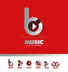 beats logo vector. download music beats play buton logo icon stock vector - image: 73204051 r
