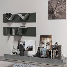 Small Picture Contemporary living room wall unit wooden sheet metal steel