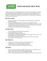 Internship Interview Thank You Email Perfect Resume Format