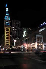 Building Focus Lights Night Lights Denver Night Lights Denver