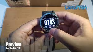 Unboxing <b>Smartwatch Northedge</b> E101 - Fitur Lengkap, Harga ...