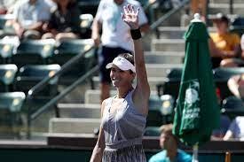 Ajla Tomljanovic - Monday, October 11, 2021 - BNP Paribas Open