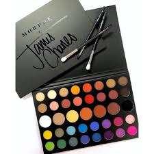 @morphebrushes x @jamescharles palette brows:… Morphe Brushes Morphe X James Charles Eyeshadow Palette Konga Online Shopping