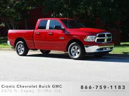 Griffin 2018 Ram 1500: Used Truck for Sale -U21218