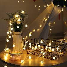 Decorative string lighting Home Globe String Lights 100 Led Decorative String Lights Outdoor Plug In String Lights Waterproof Fairy Lights With Modes 32 Ft Warm White String Light Amazoncom Amazoncom Globe String Lights 100 Led Decorative String Lights