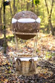 another diy hot airballon prop so awesome by melanie alney photography