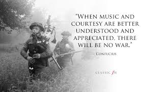 War And Peace Quotes New Words Of Peace And Healing Through Music Classic FM