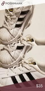 Kid Adidas sneakers Kids size 8 Adidas. Barley worn in very good ...