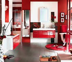 Uncategorized Red Bathroom Accessories Inside Trendy Bathroom