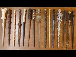 diy witch and wizard magic wands