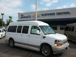 2014 Explorer Van Conversion CHEVROLET EXPRESS Explorer Van White