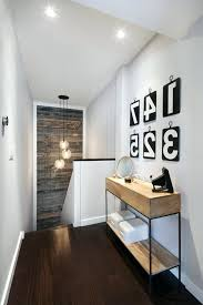 stairwell pendant lights stairwell wall ideas hall contemporary with pendant lights reclaimed wood staircase modern stair