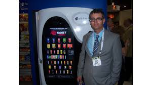 Diji Touch Vending Machine Custom New Technology Draws Enthusiastic Turnout To National Automatic