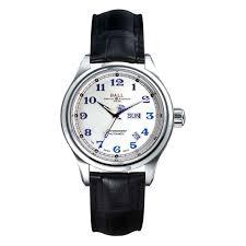 ball trainmaster cleveland express chronometer mens watch nm1058d ball trainmaster cleveland express chronometer mens watch nm1058d lcj sl