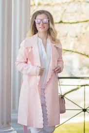 petite fashion and style blog club monaco frederrika trench coat ilymix sunglasses stuart