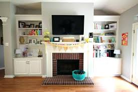 brick to stone fireplace how to cover a brick fireplace with stone veneer stone brick fireplaces