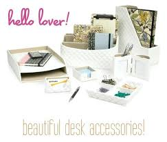 trendy office accessories. Elegant Desk Accessories Cute Organizer Set Trendy Home Design Ideas Desks Office Decor L