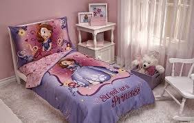 How To Decorate A Disneyu0027s Sofia The First Themed Bedroom